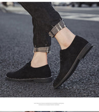 Load image into Gallery viewer, Casual Suede dress shoe