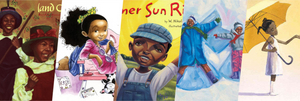 Characters of Color:  7 Must-Read Picture Books Featuring African-American Characters... by Ashley Foxx