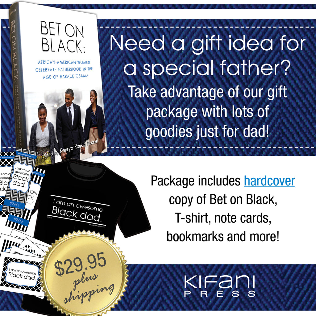 Bet on Black Hardcover - Gift Set
