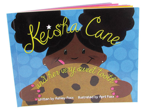 Keisha Cane and Her Very Sweet Tooth - Mini Paperback (6x4 in)