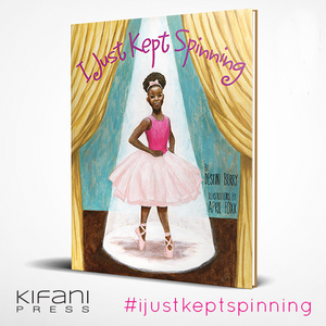 I Just Kept Spinning - PAPERBACK (Book Only)
