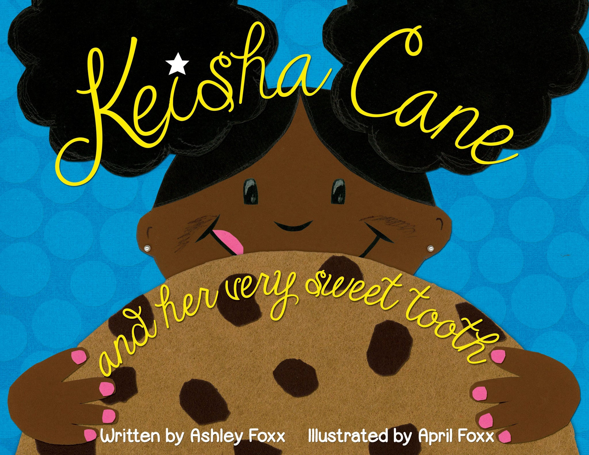 Keisha Cane and Her Very Sweet Tooth - Hardback (Book + Swag)