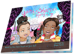 Yani & Shani's Rainy Day - Hardback (Book + Swag)