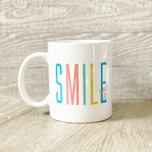 Smile and Wave Coffee Mug