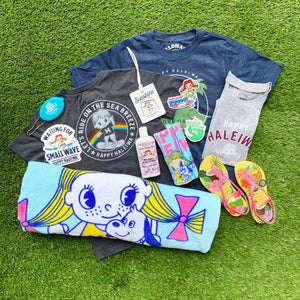 Kids Beach Day Lucky Bag