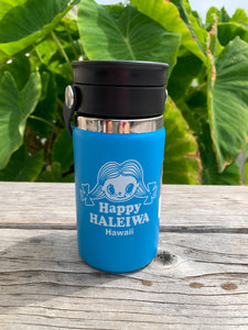 Happy Haleiwa Hydroflask 12oz