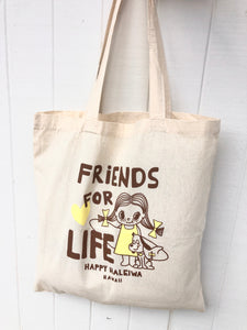 Mahalo Tote- Friends For Life
