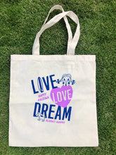 Load image into Gallery viewer, Mahalo Tote- Live Love Dream