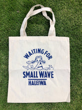 Load image into Gallery viewer, Mahalo Tote- Small Wave
