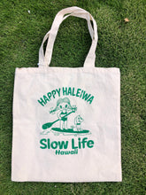 Load image into Gallery viewer, Mahalo Tote- Slow Life