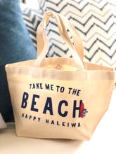 Load image into Gallery viewer, Mini Canvas Tote- Take Me