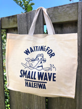 Load image into Gallery viewer, Aloha Tote- Small Wave