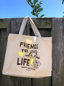 Aloha Tote- Friends For Life