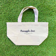 Load image into Gallery viewer, Mini Canvas Tote - Pineapple Love