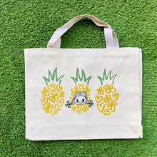 Load image into Gallery viewer, Aloha Tote - Pineapple Love