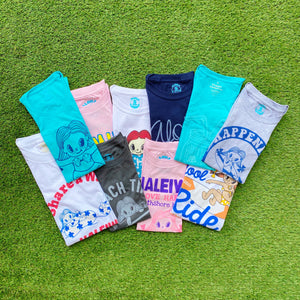 10 T-Shirt Lucky Bag