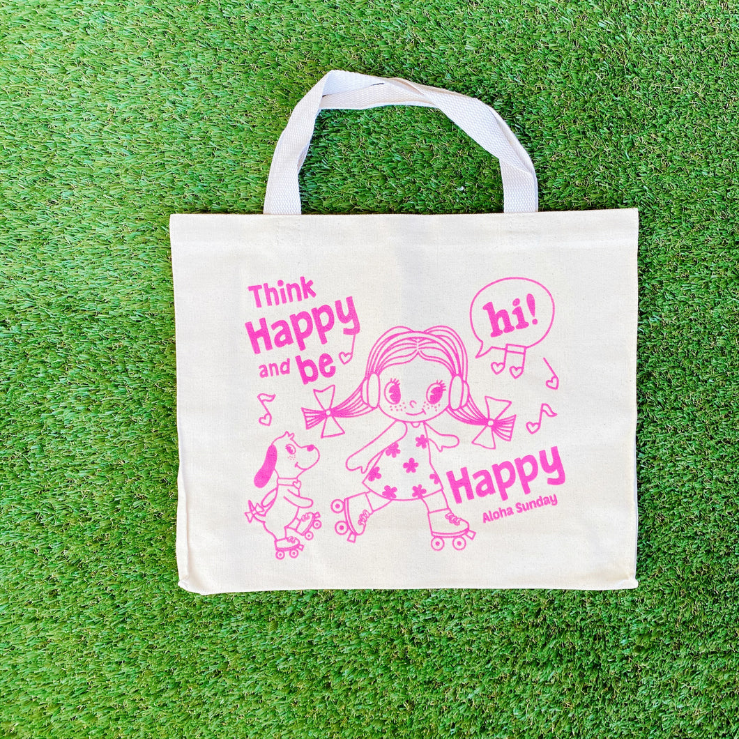 Aloha Tote - Think Happy