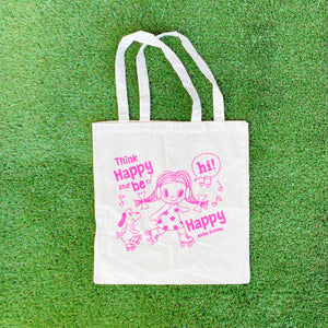 Mahalo Tote - Think Happy
