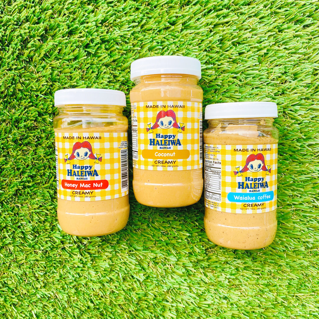 Happy Peanut Butter Set