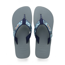 Load image into Gallery viewer, Surf Material Flip Flop Men