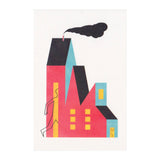 My City postcard by David Penela