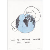 Favorite Things by Marcos Martos #1