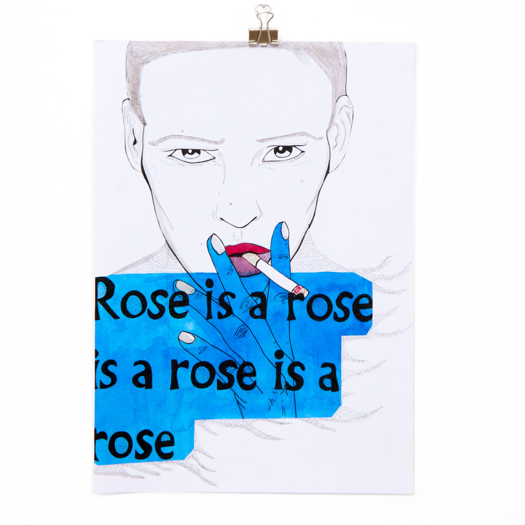 Rose is a rose