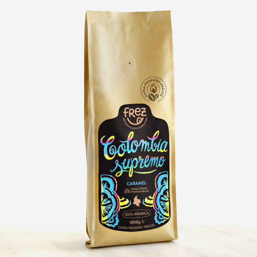 Frez Coffee Colombia Supremo 1kg