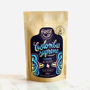Frez Coffee Colombia Supremo 200g