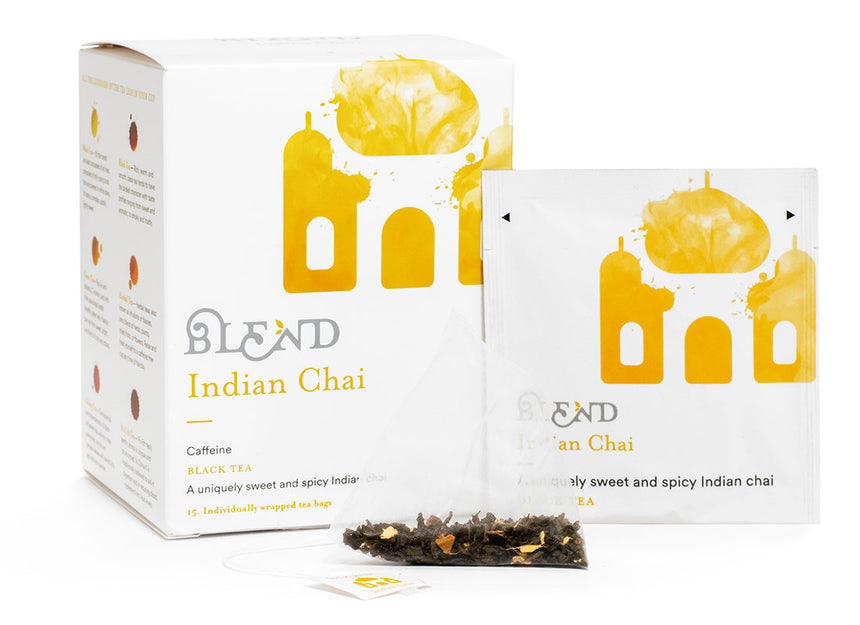 Indian Chai Box of 15