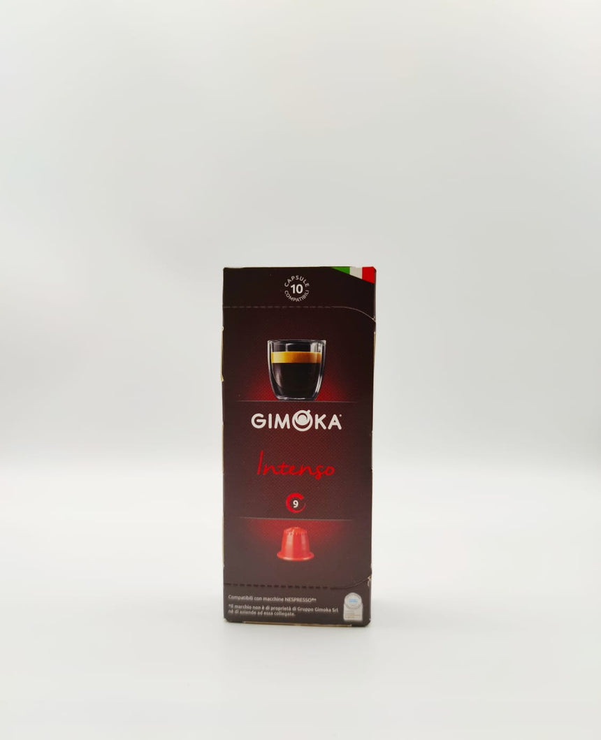 Gimoka Coffee 10 capsules Intenso