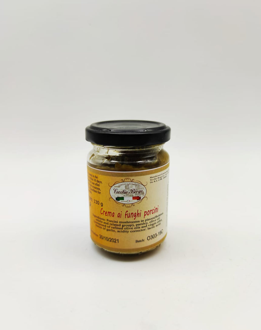 Porcini mushrooms cream 130g
