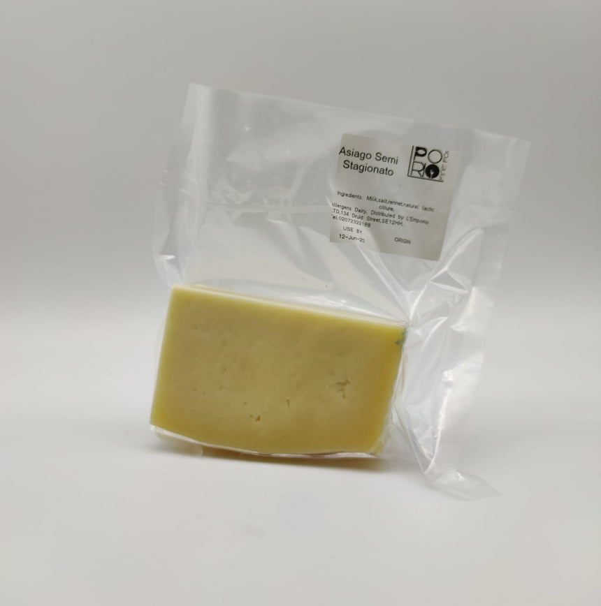 Asiago Cheese (200g)