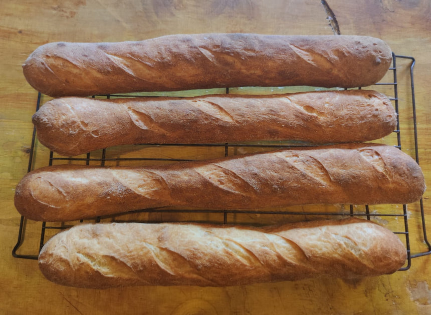 Baguette (only available on Fridays & Saturdays)