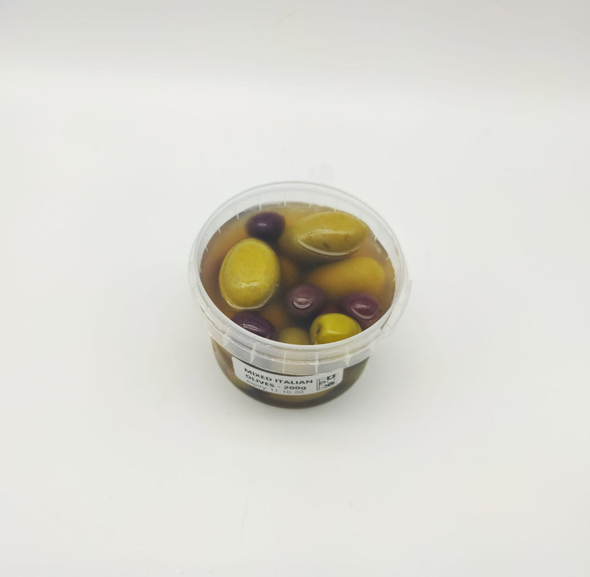 Mixed Italian Olives - 200g