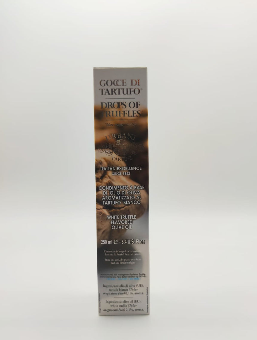 Drops of Truffles - White Truffle Flavoured Olive Oil 250ml
