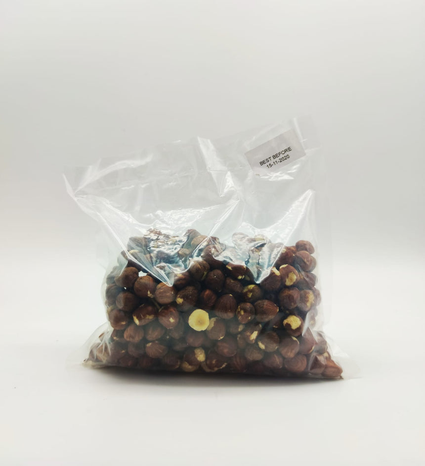 Whole Hazelnuts 350g