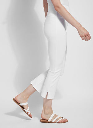 Cropped Flare Legging