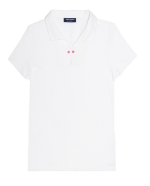 SELENA Short Sleeve Polo Shirt