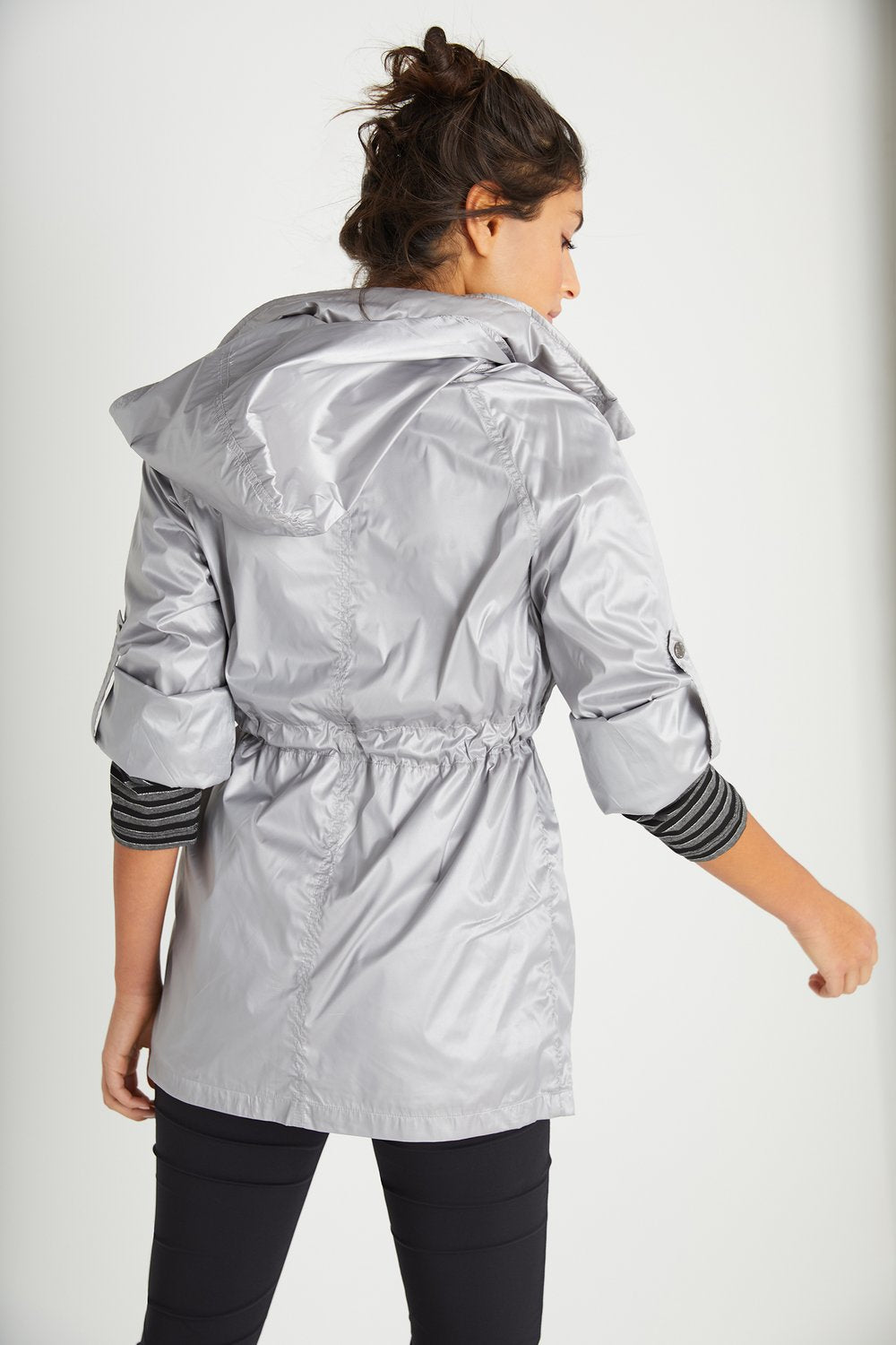 Travel Merika Windbreaker