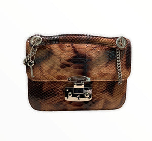 Betty Python Brown