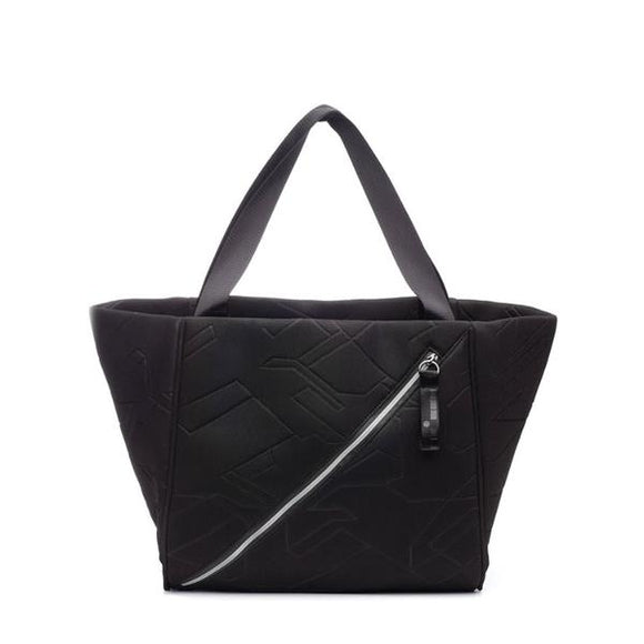 Go Dash Dot Isabella Tote Black