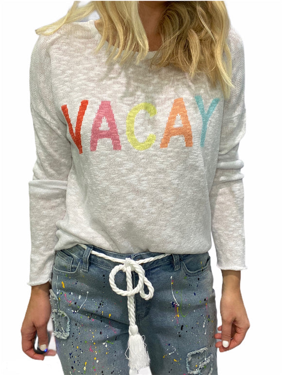 Project Design Vacay Sweater