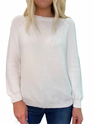 Popcorn Stitch Sweater