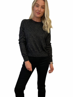 Mini Sparkle Cashmere Sweater