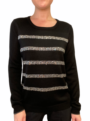 Rhinestone Sweater