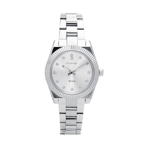 Silver Deco Watch