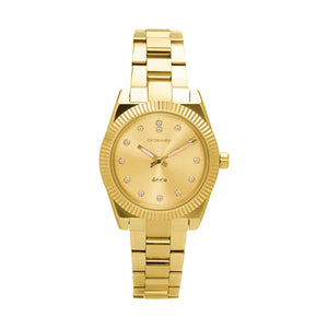 Gold Deco Watch