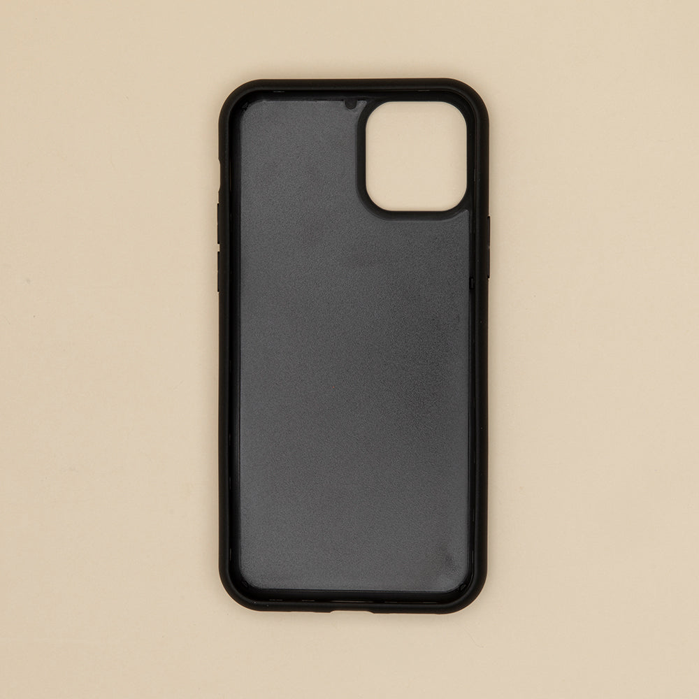 Deep Teal Leather iPhone Cover - Scuderia 1918