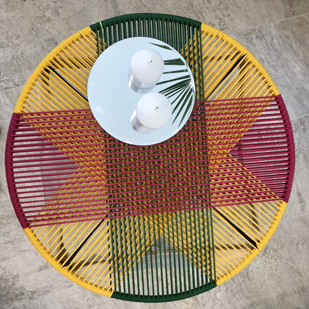 Mesa Colombina colores - CO'TANTIC